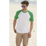 Unisex Dual colour short sleeve T-Shirts