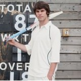 Cricket 3/4 Piped shirt (Adult)(FH)
