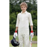 Cricket 3/4 shirt (Junior)(FH)