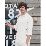 Cricket 3/4 Piped Shirt (Junior)(FH)