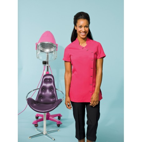 'Orchid' Beauty & Spa tunic